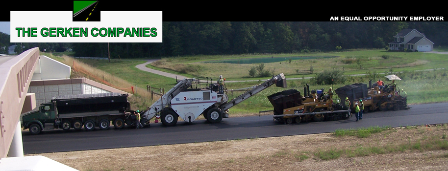 Gerken Paving Inc Materials