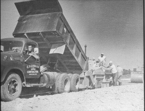 The American Roadway: History of Asphalt Pavement and Our Country's Highway Infrastructure