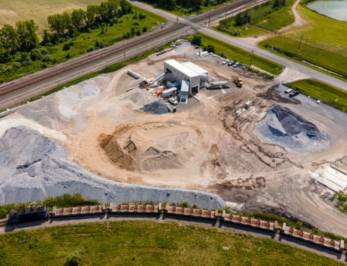 Acquiring Concrete: Expanding into New Industries